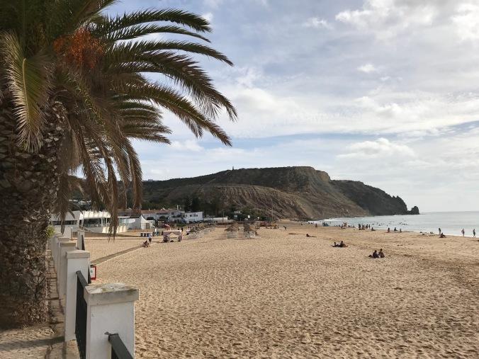Promenade Praia da Luz Beach
